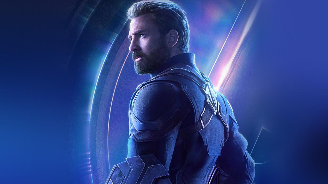 Captain America Desktop Background Barong Wallpapers