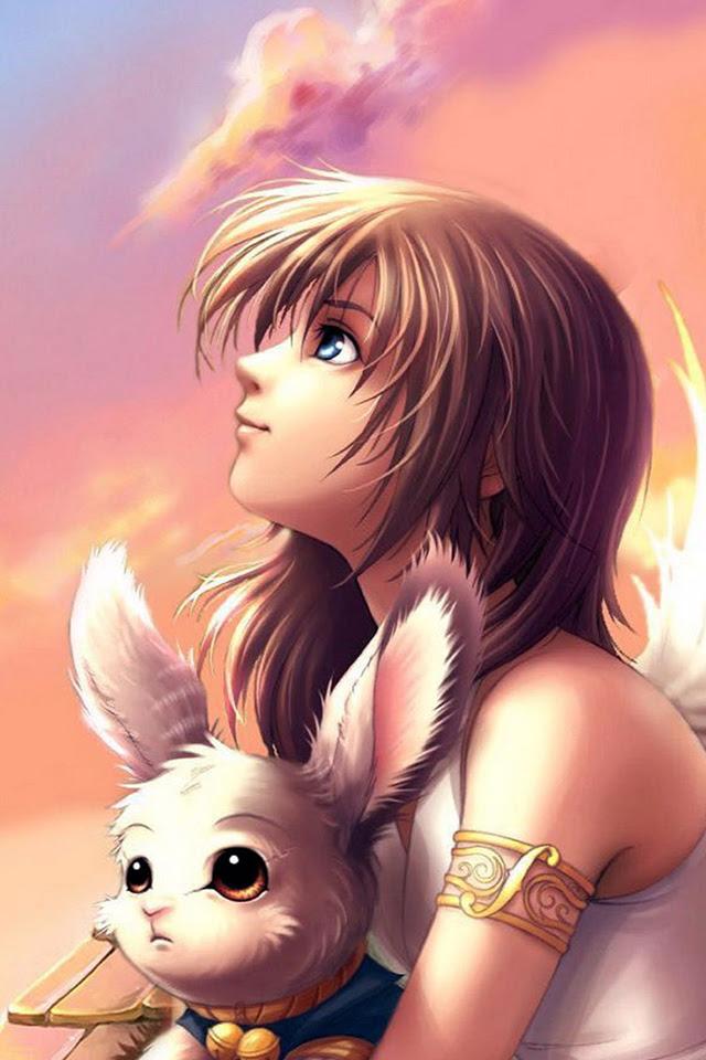 600+ Wallpaper Hp Anime Girl HD Terbaik