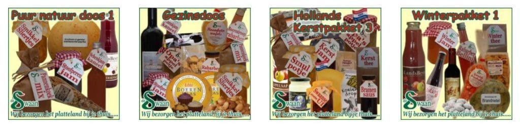 Kerstpakket voor de vrouw - Zoek een origineel kerstpakket zelf uit bij - www.kerstpakkettencadeaubon.nl