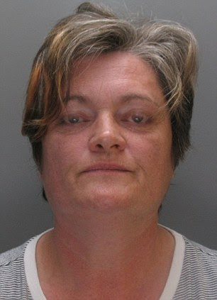 Joanne Barr had lived with Antoni Robinson for 25 year before their acrimonious split shortly before his murder