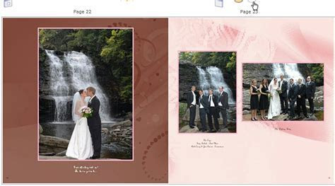 Design Your Own Wedding Albums Online Yourself