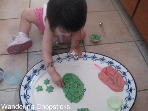Homemade Play Dough 1
