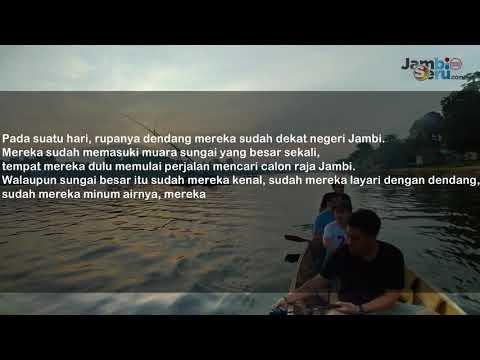 Cerita Rakyat Jambi : Asal Mula Nama Sungai Batanghari