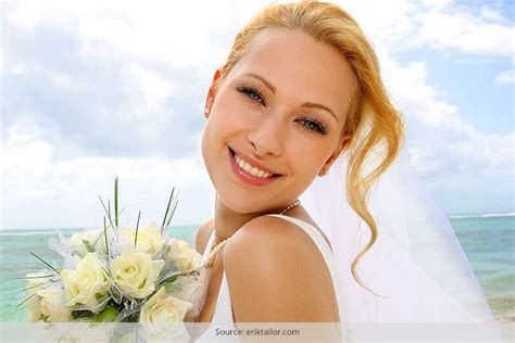 Five Beach Wedding Makeup Tips