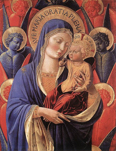 File:Benozzo Gozzoli - Madonna and Child - WGA10327.jpg