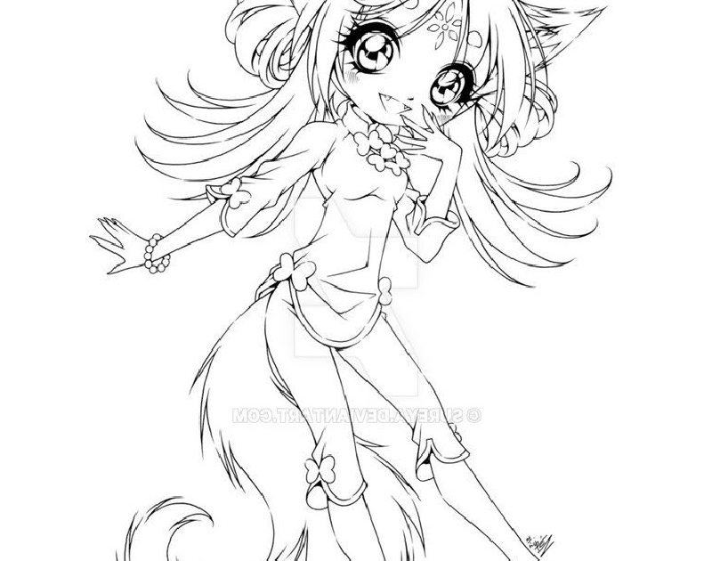 Top Galery Aphmau Coloring Pages