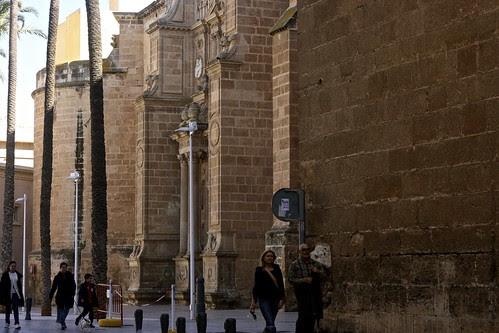 Almería Cathedral, Spain