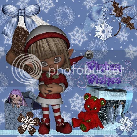 Poser,Christmas,Winter