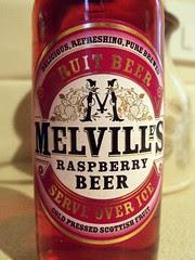 Innis & Gunn, Melville's Raspberry beer, Scotland