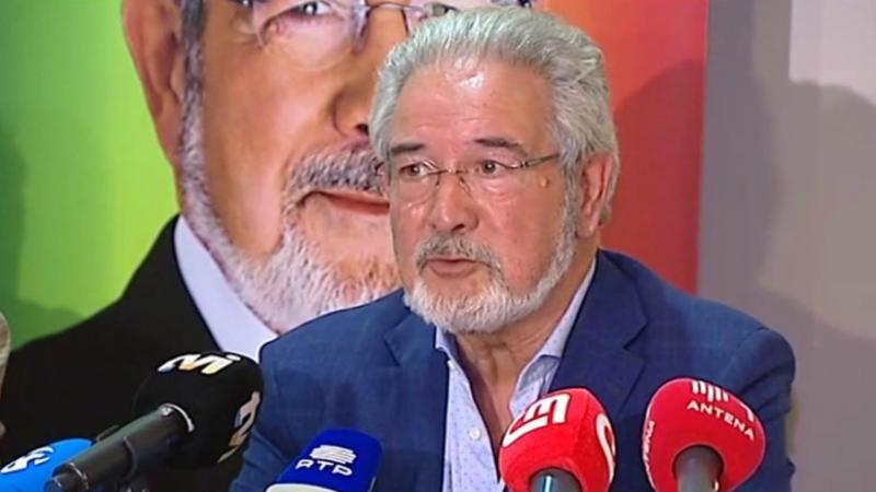 Resultado de imagem para Tribunal de Oeiras aceita candidatura de Isaltino Morais
