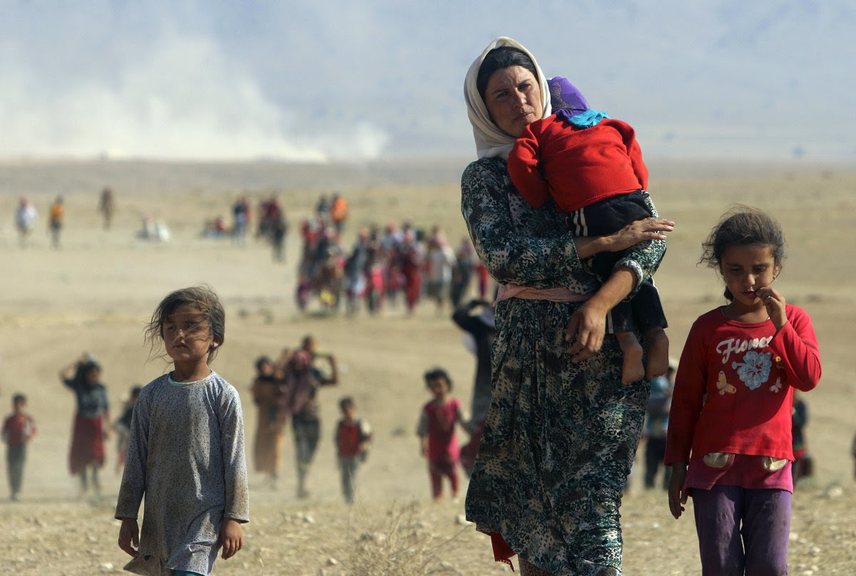 56 das fotografias mais poderosas já feitas pela Reuters 55