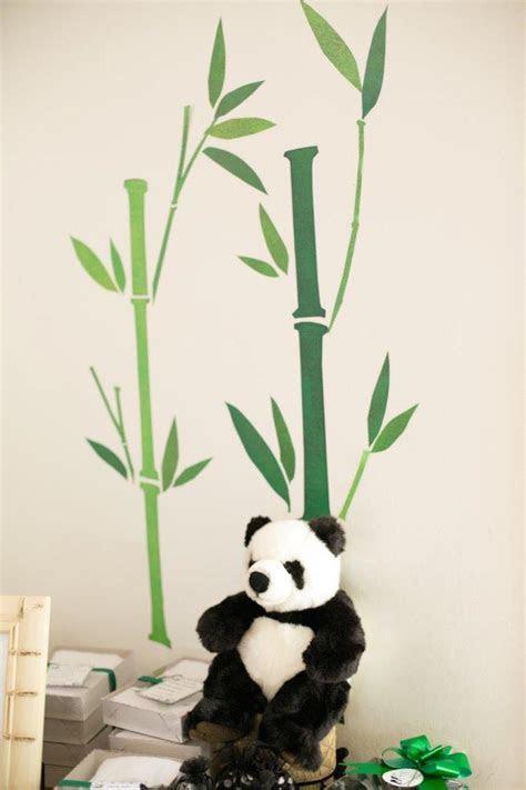 Kara's Party Ideas Panda Bear Themed Baby Shower via Kara