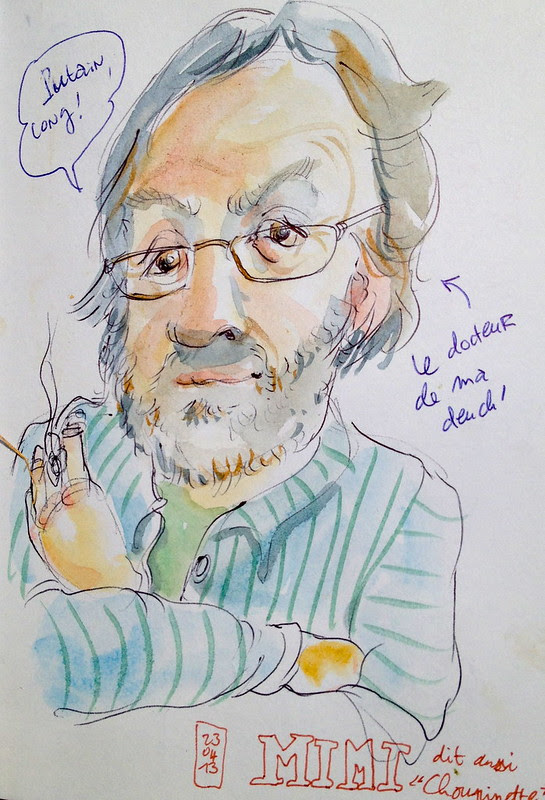 Michel, spécialiste en deuch'
