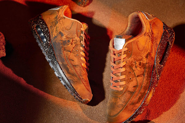 """purchase cheap c6c7d a520c Where To Buy The Nike Air Max 90 """"Mars Landing"""""""