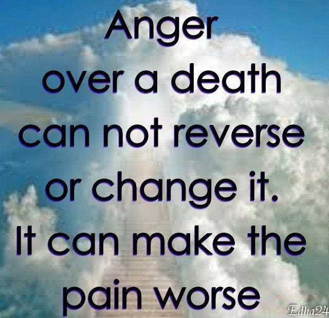 Quotes About Anger Over Death 19 Quotes