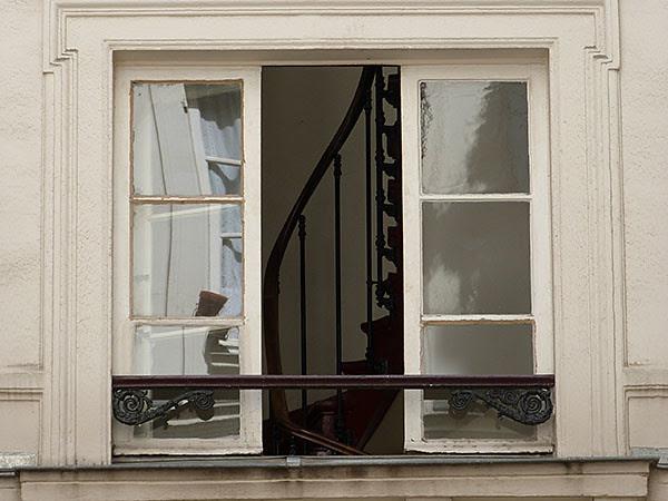 fenêtre parisienne