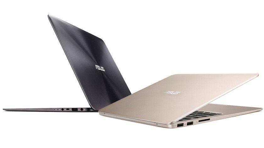 ASUS amplía sus ultrabooks de consumo Zenbook