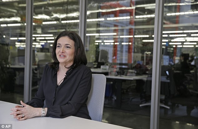 Sheryl Sandberg's conference room became dubbed 'Only Good News', apparently because that is all she wanted to hear