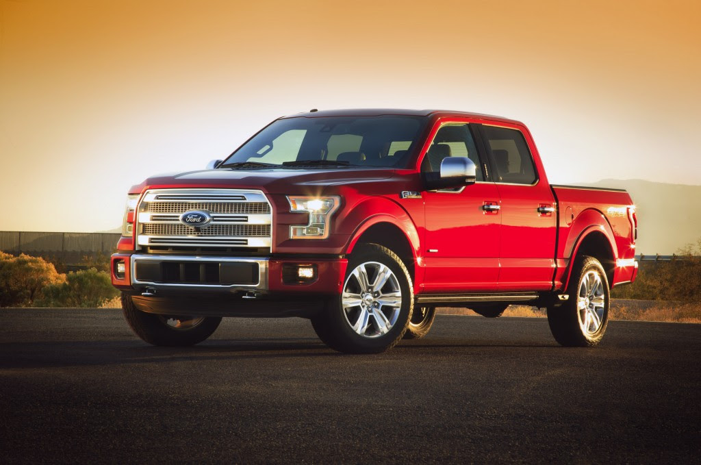 2015 Ford F-150: Full Details, Live Photos & Video (Page 2)