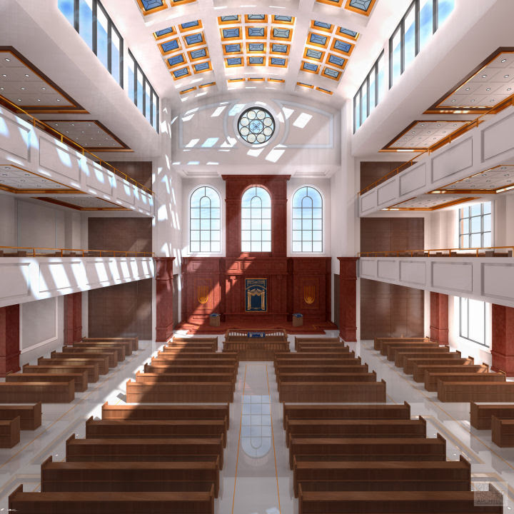 The interior (KARL FISCHER ARCHITECT)