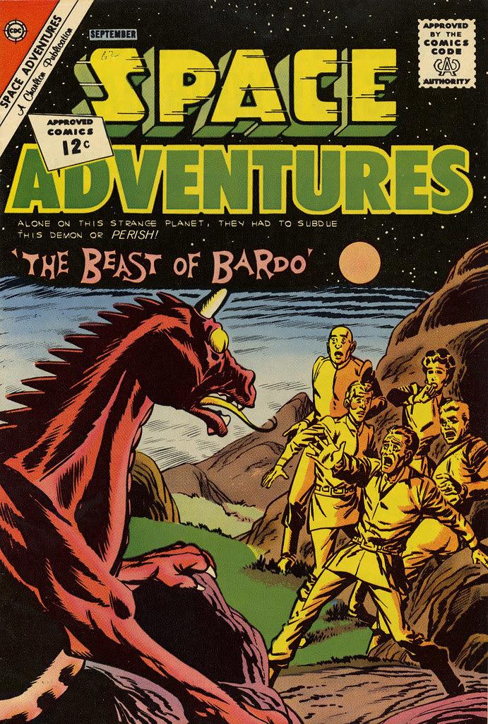 Space Adventures #47 (Charlton, 1962)