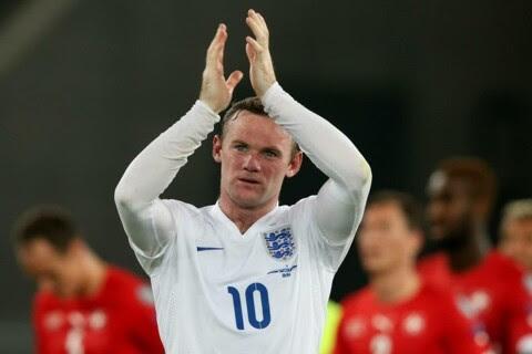 Rooney retires from international football as England record goalscorer