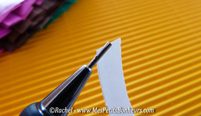fente stylet quilling