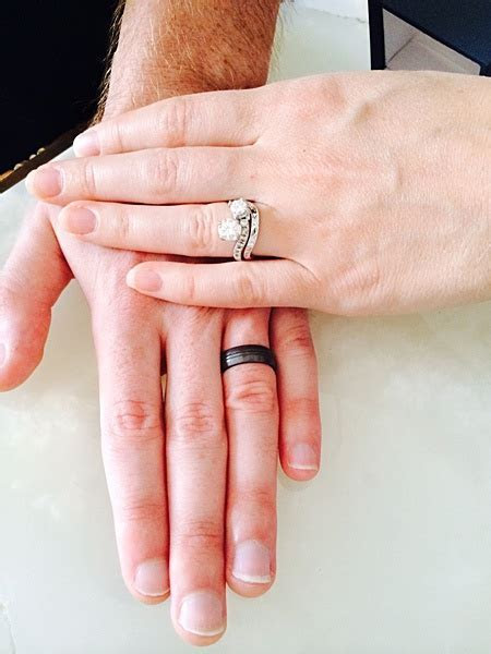 Custom oxidized Sterling silver men's wedding ring