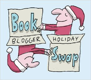 book blogger holiday swap