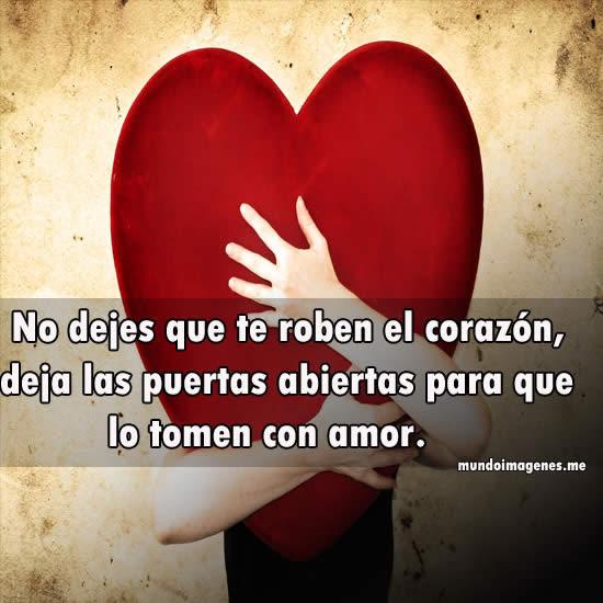 Imagenes De Corazones Con Frases De Amor Bellas Mundo Imagenes