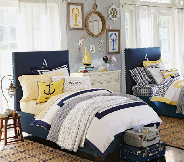 Things We Love: Nautical Decor