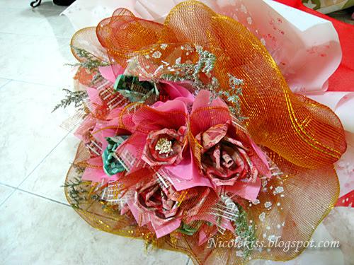 money bouquet 3