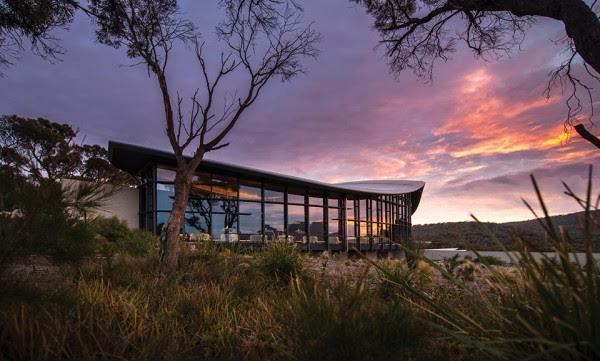 Saffire Freycinet Hotel - Australia 4