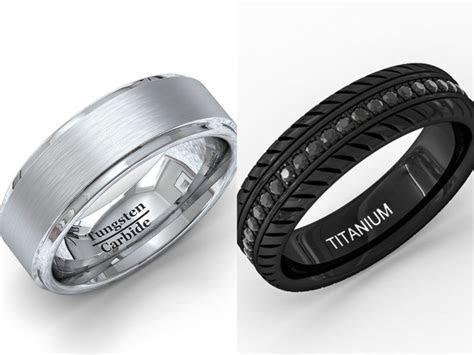 Titanium Vs Tungsten: Understanding Popular Metals Used