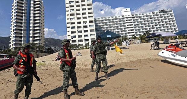 EU alerta a sus ciudadanos a no viajar a 5 estados mexicanos