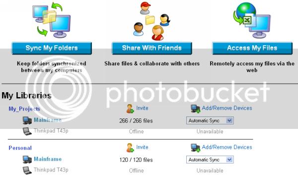 My FolderShare