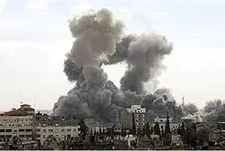 IAF Counterstrike (Gaza)