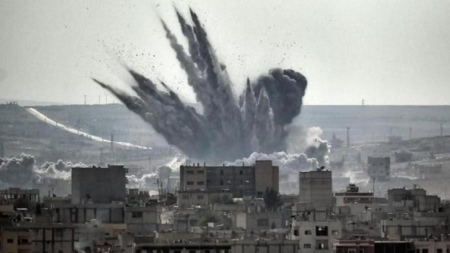 Συρία: Συνεχίζεται ο βομβαρδισμός θέσεων του ISIS από τις δυνάμεις του Assad