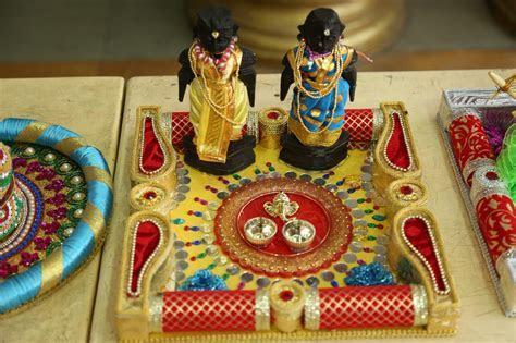 Aarthi Plates Decoration for Wedding Decorative Aarthi