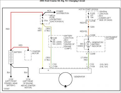 94 Taurus Fuse Box Bass Tracker Wiring Diagram Wiring Diagram Schematics