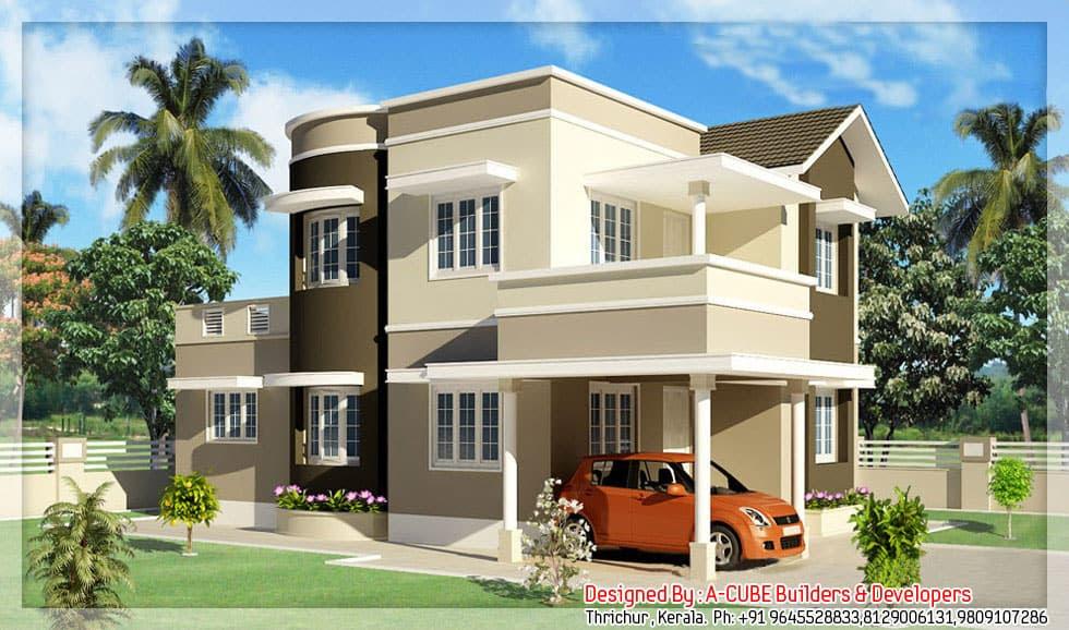 Kerala Home Design Keralahouseplanner