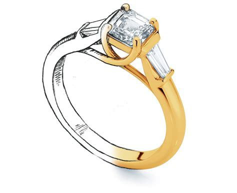 Custom Made & Unique Engagement Rings   Design Your Own