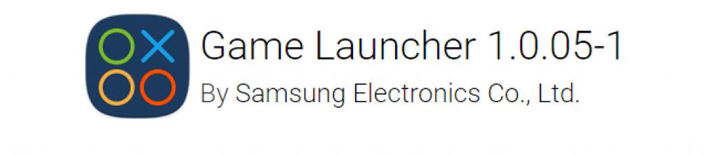 Game Launcher 1.0.05 1 APK