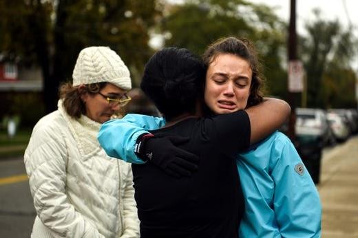 Atentado deixa mortos em sinagoga de Pittsburgh nos EUA
