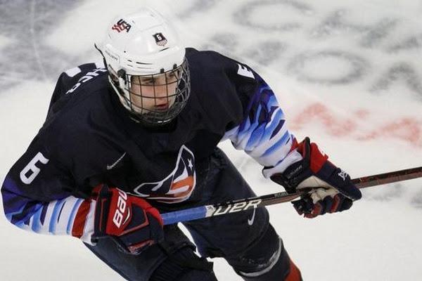 2d2bf07102ebb Americký supertalent překonal Ovečkinův rekord. Další výjimečný talent  jedné generace? Sedmnáctiletý americký hokejista Jack Hughes zářil na  letošním MS do ...