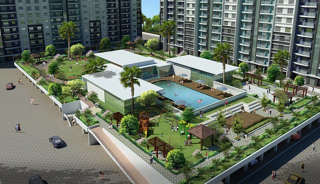Sunway - Megapolis Smart Homes 2 - Amenities