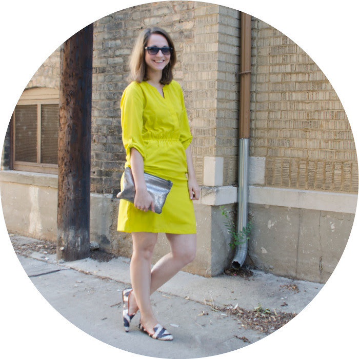 july , dash dot dotty, ootd, circle photos, july blog post, old navy neon shirt dress, brights at work, how to wear, neon work outfits, shirtdress, simple dress outfits for summer