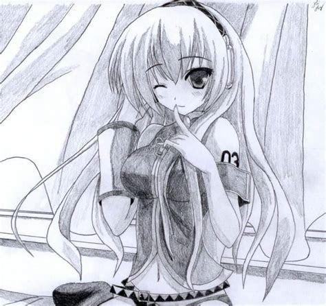 good drawings anime amino