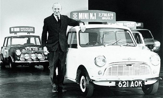 Sejarah Mobil Ikonik Morris Mini Cooper oleh - bmw6series.xyz