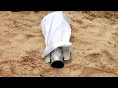Gaza rockets land deep inside Israel